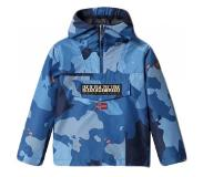 Napapijri Veste Napapijri Youth Rainforest Camo 1 Blue Camo-Taille 116