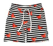Snurk Short SNURK Kids Clay Crab-Taille 140