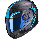 Scorpion EXO-490 SUPERNOVA Black-Blue L
