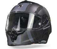 Scorpion EXO-R1 Casque CARBON AIR MG Noir mat-Argent M