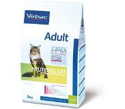 Virbac Veterinary Hpm Adult Neutered pour chat 3kg