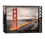 Eurographics Puzzle Golden Gate Bridge de San Francisco 1 000 pièces