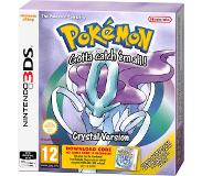 Games Nintendo - Pokemon Crystal 3DS