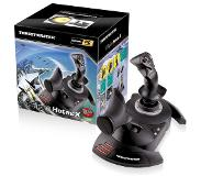 Thrustmaster T.Flight Hotas X simulation de vol PC Noir