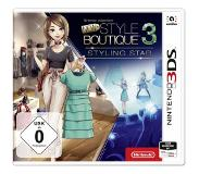 Games Nintendo - New Style Boutique 3 – Styling Star De base Nintendo 3DS New Multilingue jeu vidéo