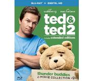 Universal Pictures Ted 1 & 2 - Blu-ray