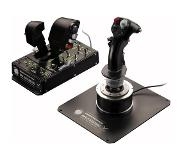 Thrustmaster Hotas Warthog Joystick PC,Playstation 3 Noir
