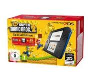 Nintendo 2DS Noir/Bleu + New Super Mario Bros. 2
