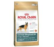 Royal Canin Breed German Shepherd Adult pour chien - 2 x 12 kg
