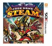 Games Nintendo - 3DS Code Name Steam
