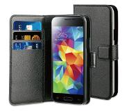 BeHello Wallet Case Galaxy S5 Mini Noir