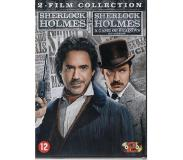 Warner Home Video Sherlock Holmes 1 & 2 DVD