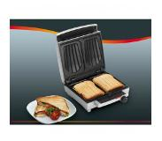Fritel SW 1450 1400W Chrome,Metallic,Silver sandwich maker