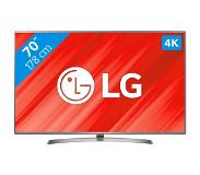 "LG 70UJ675V 70"" 4K Ultra HD Smart TV Wifi Argent écran LED"