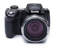 "Kodak PIXPRO AZ527 Appareil photo Bridge 21.14MP 1/2.3"" BSI CMOS 5184 x 3888pixels Noir"