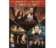 Dvd SONY PICTURES The Da Vinci Code - Angels & Demons - Inferno DVD