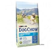 Dog chow Purina Dog Chow Large Breed, dinde pour chien - 14 kg