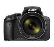"Nikon COOLPIX P900 Appareil photo Bridge 16 MP 1/2.3"" CMOS 4608 x 3456 pixels Noir"