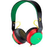 The House Of Marley Roar Rasta - On-Ear Koptelefoon Met Microfoo