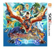 Games Monster Hunters Stories NL 3DS
