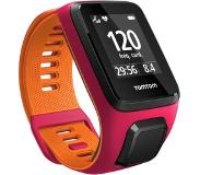 TomTom Runner 3 Cardio Fushia/Orange - S