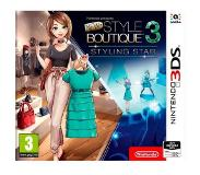 Games Nintendo presenteert: New Style Boutique 3 - Sterstyliste NL 3DS