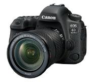 Canon EOS 6D Mark II Kit d'appareil-photo SLR 26.2MP CMOS Noir