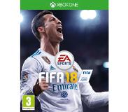 Electronic Arts FIFA 18 FR/NL Xbox One