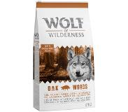Wolf of Wilderness Promo spécialeWolf of Wilderness Adult Oak Woods sanglier pour chien - 1 kg