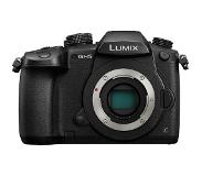 Panasonic Lumix DMC-GH5 Kit 12-35mm f/2.8 II Appareil photo compact hybride - Noir