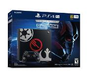 Sony 4 Pro 1 TB Star Wars Battlefront 2 Bundel