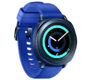 "Samsung Gear Sport 1.2"" SAMOLED GPS (satellite) Bleu montre intelligente"