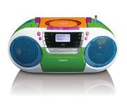 Lenco SCD-681 Portable CD player Multicolore Lecteur de CD