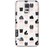 Casetastic Softcover pour Samsung Galaxy S5/S5 Neo Cactus Print