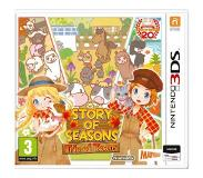 Games GAMES Story of Seasons: Trio of Towns NL 3DS