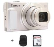 "Canon PowerShot SX620 HS Appareil-photo compact 20.2MP 1/2.3"" CMOS 5184 x 3888pixels Blanc"