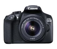 Canon EOS 1300D + 18-55mm IS II 18MP CMOS 5184 x 3456pixels Noir