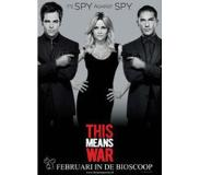 Actiekomedie Actiekomedie - This Means War (Blu-ray+Dvd Combopack) (BLURAY)