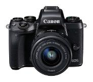 Canon EOS M5 Body + 15-45mm