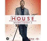 Dvd House M.D. - Seizoen 3 (Blu-ray)