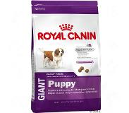 Royal Canin Size Royal Canin Giant Puppy pour chiot - 2 x 15 kg