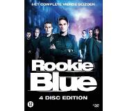 Dvd Rookie Blue - Season 4