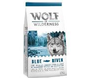 Wolf of Wilderness Blue River, saumon pour chien - 12 kg