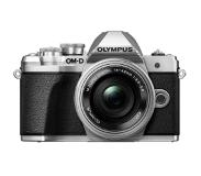 "Olympus OM-D E-M10 Mark III MILC 16.1MP 4/3"" Live MOS Noir, Argent"
