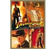 Avontuur Indiana Jones Quadrilogy DVD