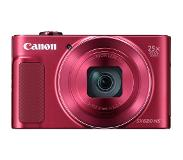 "Canon PowerShot SX620 HS Appareil-photo compact 20.2MP 1/2.3"" CMOS 5184 x 3888pixels Rouge"