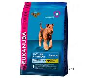 Eukanuba Mature & Senior Large Breed pour chien - 15 kg