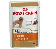 Royal Canin Breed Poodle pour chien - 48 x 85 g