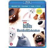 Universal Pictures Comme des Bêtes Blu-ray 3D + DVD