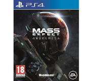 Games Electronic Arts - Mass Effect : Andromeda PS4